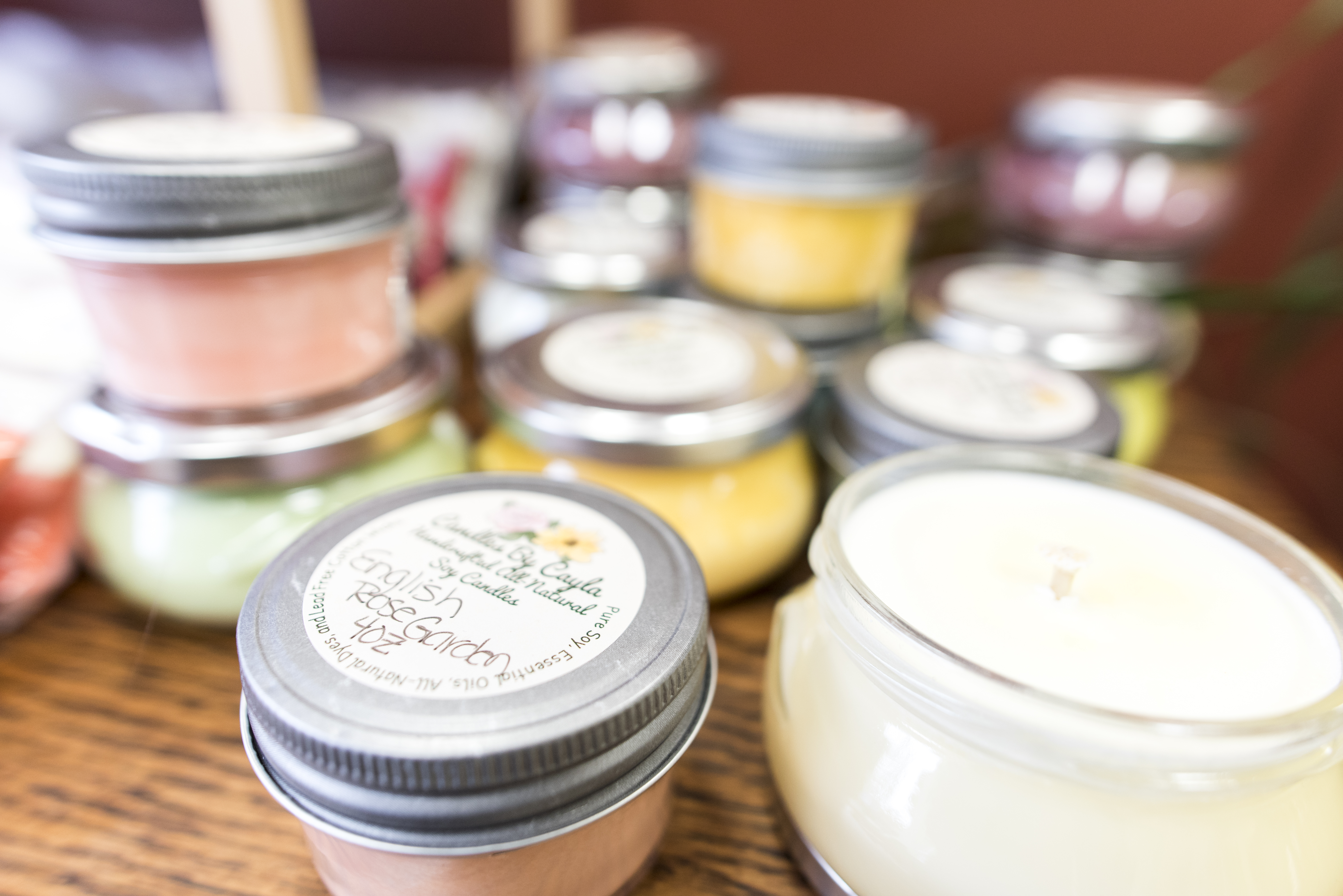 boutique candles by cayla